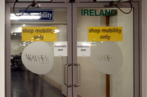 WhiteWater  Shopmobility